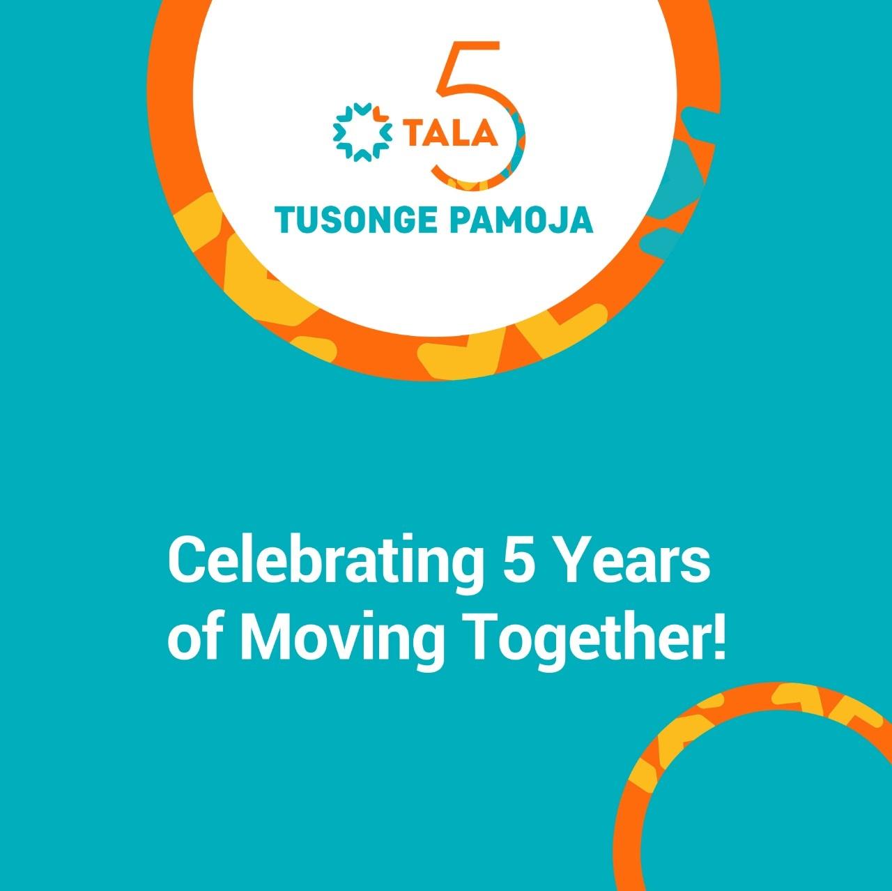 YDx Agency - Tala 5 Tugenge pamoja - Celebrating 5 Years