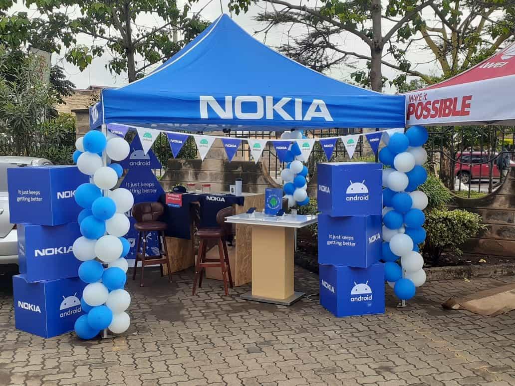 YDxAgency Ltd - Nokia Safaricom Open Day 1